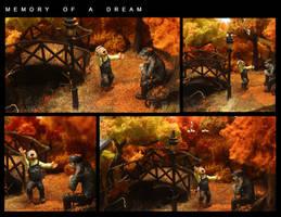Memory of a Dream by Exubiuz