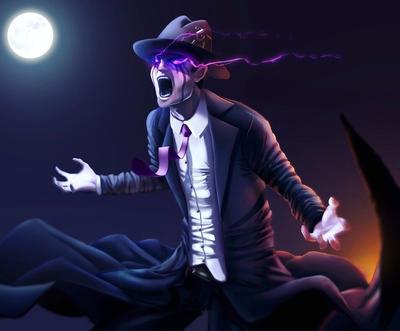 Guy in costume by LimeDaim97