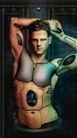Bionic Man by D-aRiuS