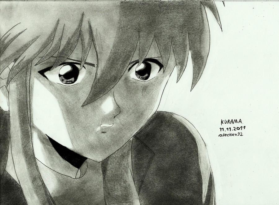 Kurama by alechan92