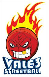 Basketball Tournament Logo by lgquelhas