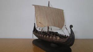Viking Ship (Front)