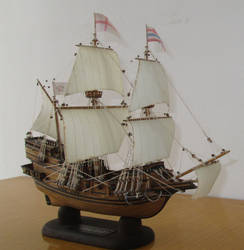 Golden Hind (Front)