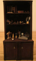 Cupboard With Magic Objects