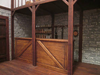 Bar by AtriellMe
