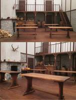 Tables by AtriellMe