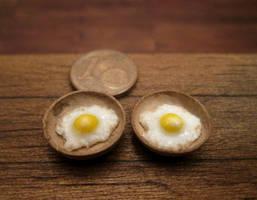 Fried Eggs by AtriellMe