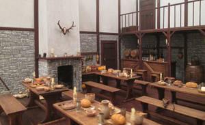 The Tavern (Right View) by AtriellMe