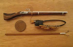 Matchlock Musket by AtriellMe