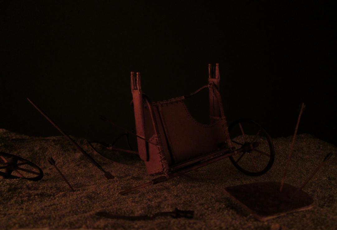 Nightfall Over Kadesh by AtriellMe