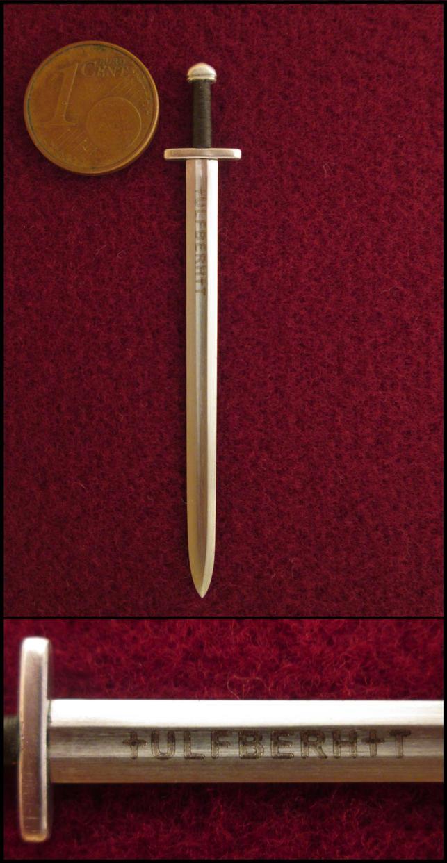 Viking Sword - Ulfberht by AtriellMe