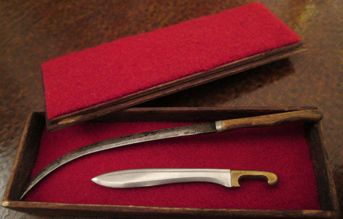 Some More Blades by AtriellMe