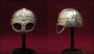 10th Century Viking Helmet by AtriellMe
