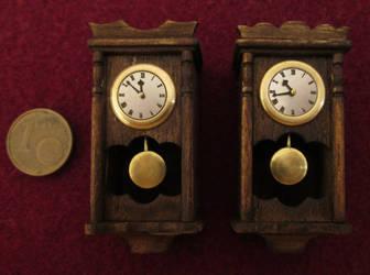 Wall Clocks by AtriellMe