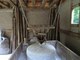 Medieval Mill (Inside View)