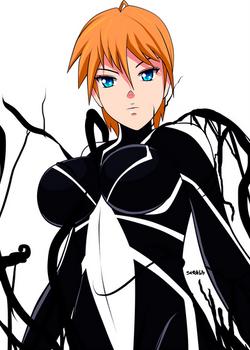 Spider Girl - Symbiont