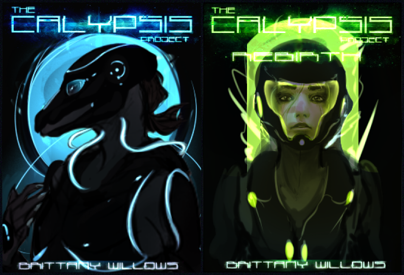 New Cover WIPS by BrittanyWillows