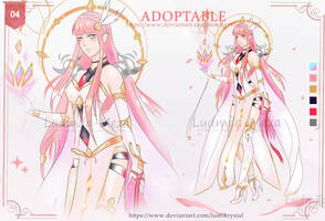 [Open auction] Adoptable #4 by Lumikrystal