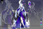 [Open auction] Adoptable #5 by Lumikrystal