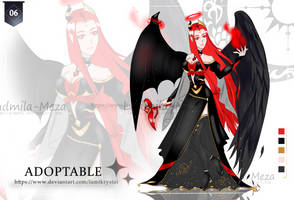 [Open auction] Adoptable #6 by Lumikrystal