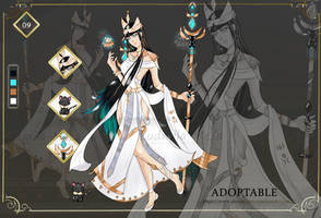 [Open auction]  Adoptable #9 by Lumikrystal