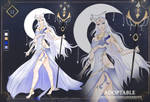 [Open auction] Adoptable #12 by Lumikrystal