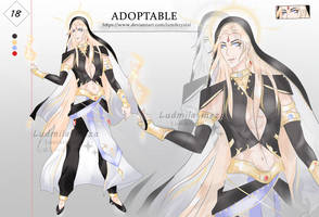 [Open auction] Adoptable #18 by Lumikrystal