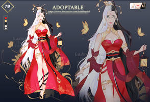 [Open auction] Adoptable #19 by Lumikrystal