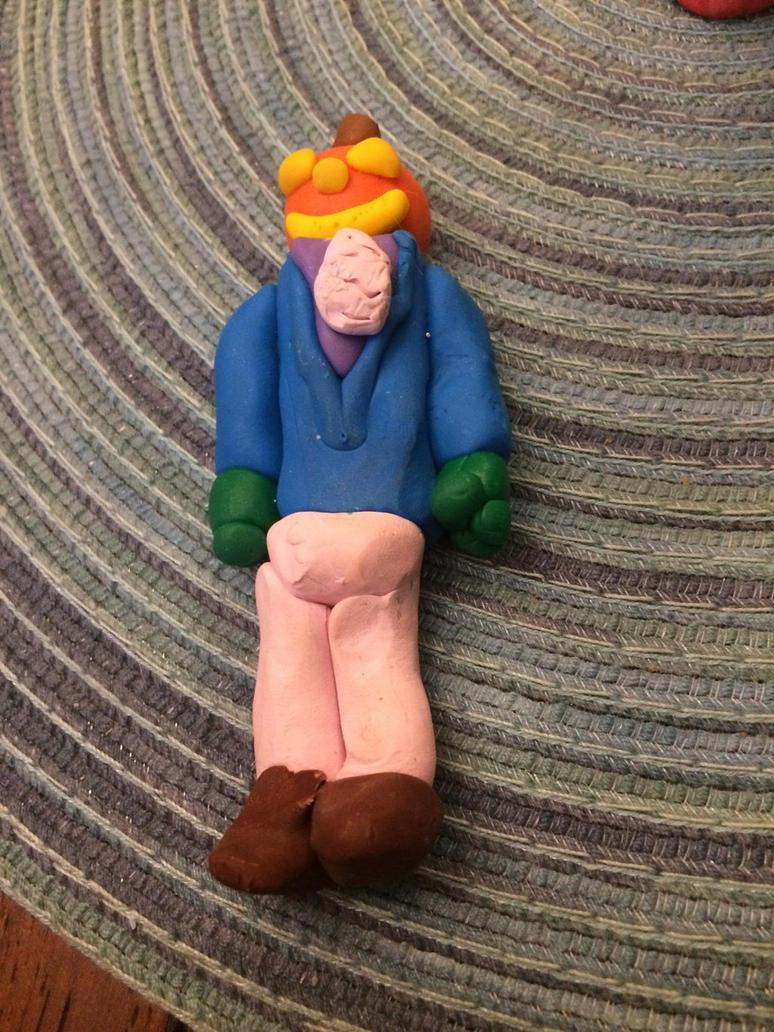 The pumpkin man by cupcake2232221