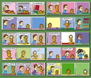 The Garfield Comic Randomizer by unclefuz