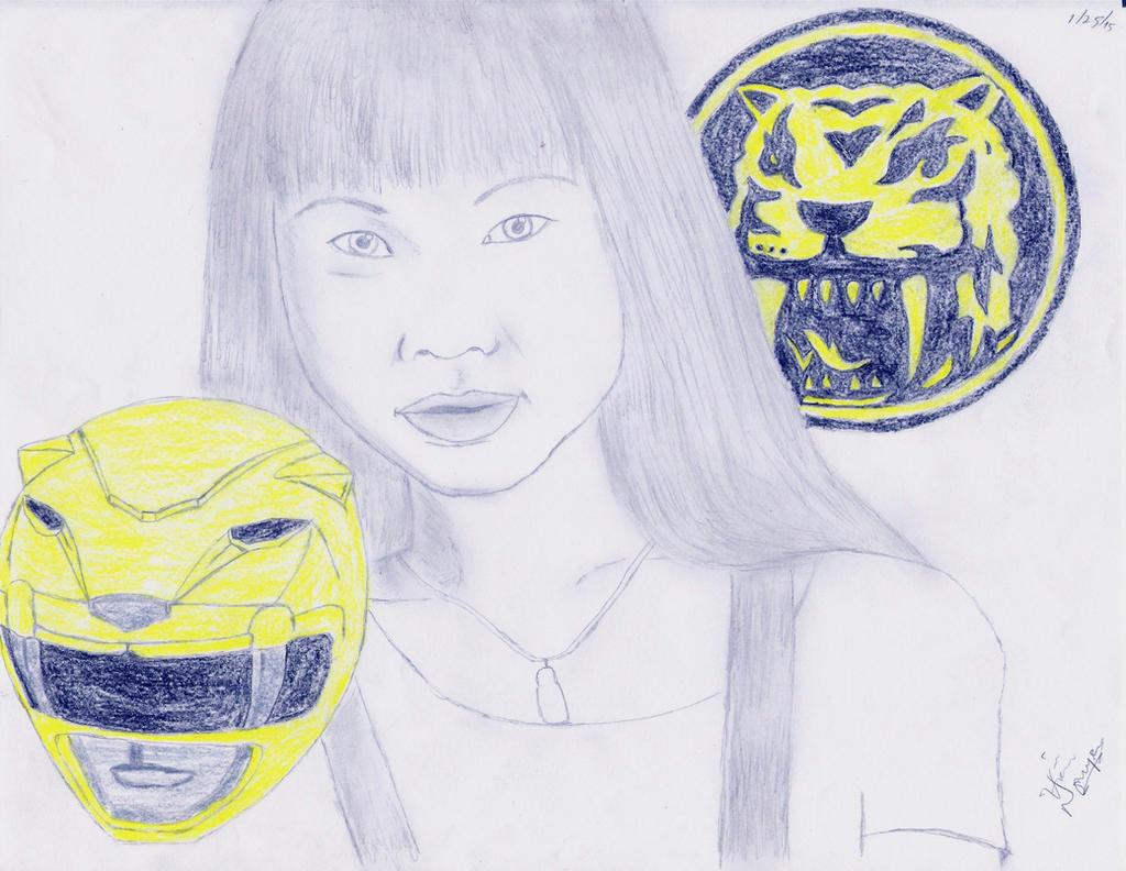 Yellow Ranger Died In Car Crash