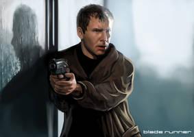 Blade Runner by Deathfeniks