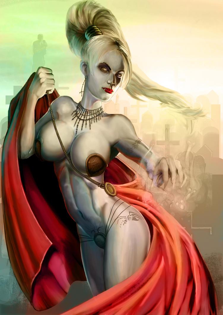 Vampiria by Deathfeniks