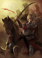Polish Winged Hussars by Deathfeniks
