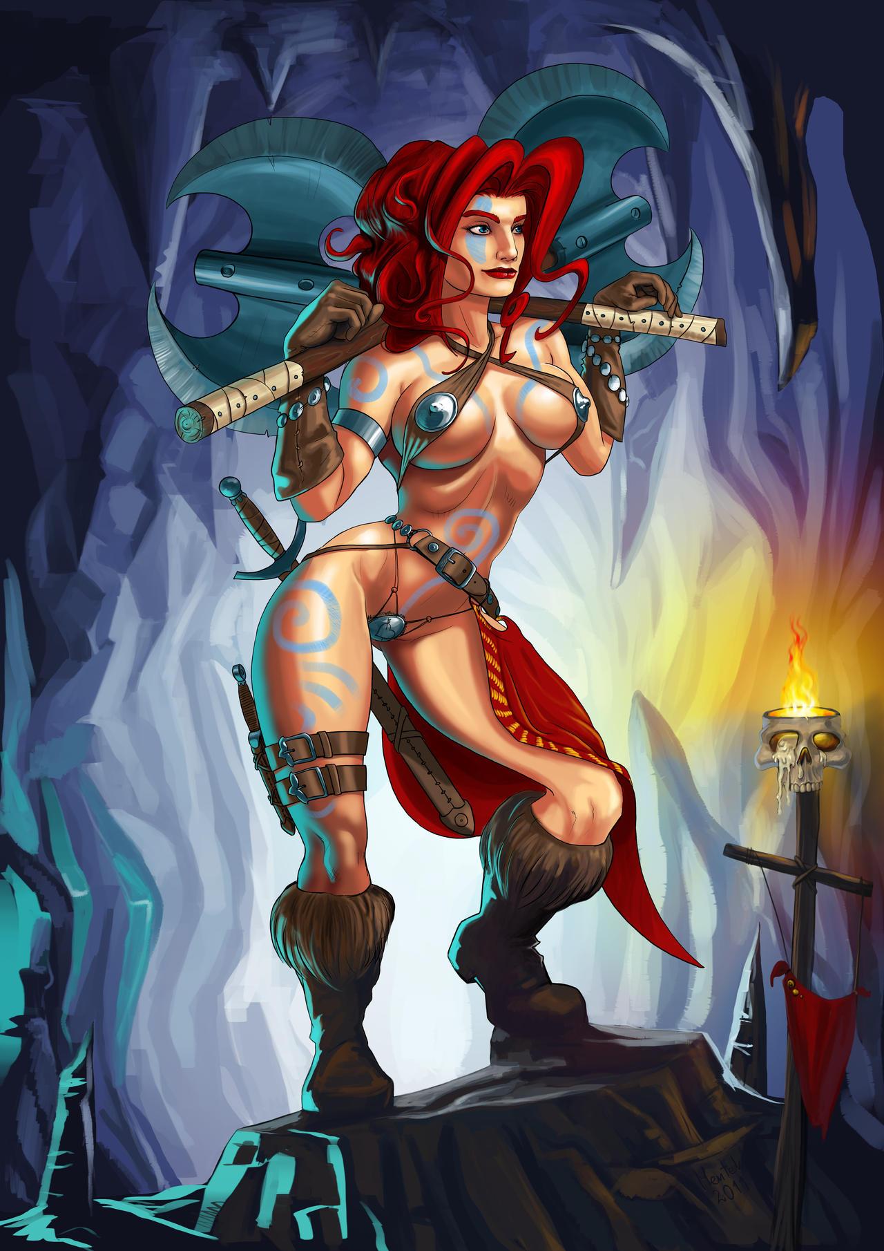 Sonia by Deathfeniks