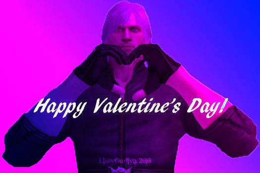 Happy Valentine's Day from Lissy feat. Dante