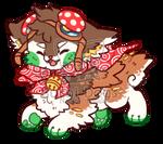 O-0205 Mushroom Hunter