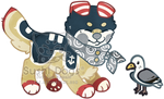 M-0081 Nautical Cookie