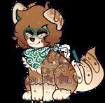 M-0455 Starbucks Salted Caramel Cupcake