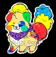 Rainbow Popcorn by SooshDatabase