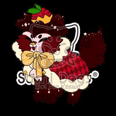 M-1026 Dark Chocolate Raspberry Cheesecake