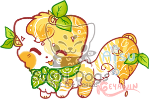 M- Lemon Tea by SooshDatabase