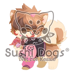 G-0178 Shiba Inu Latte