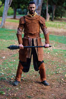 Complete Thin Leather Armor by IlMoro89