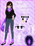 StarLight GalaxyPolaris (Persona design)