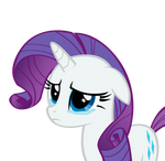 Rarity Sad