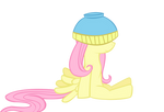 Fluttershy always has the best outfits