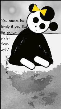The Person You're Alone With
