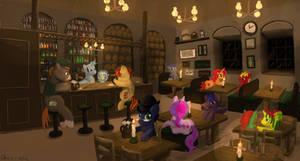 'Rainbow's End' Pub