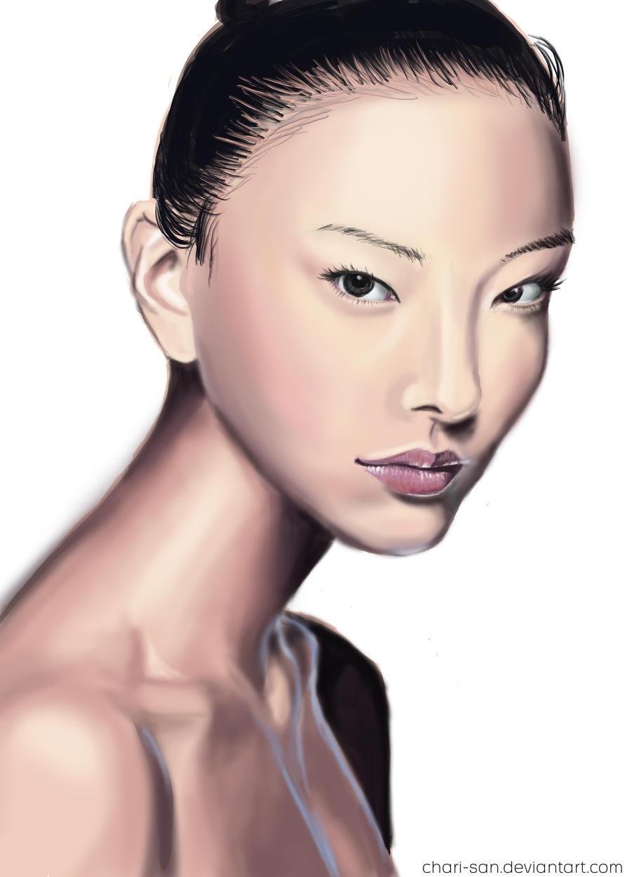 Portrait1 by chari-san